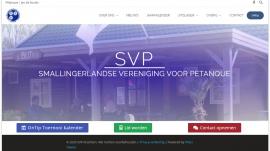 SVP home